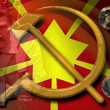 Red Alert Soviets by Hughbris
