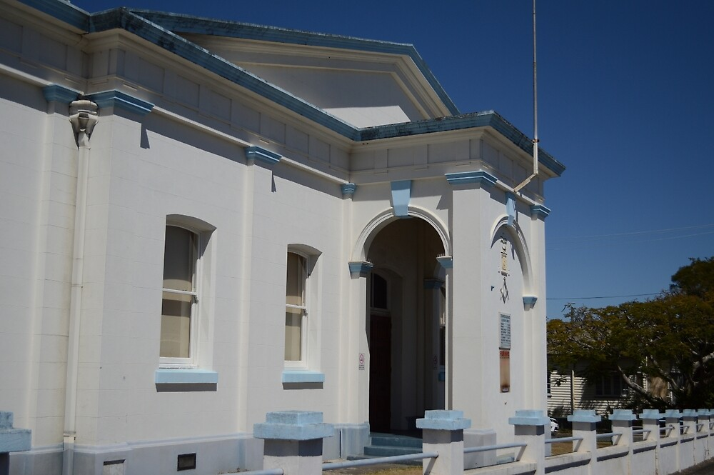 Masonic Centre - Gympie by Kerry LeBoutillier