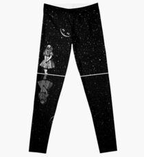 Alice In Wonderland Starry Night Leggings