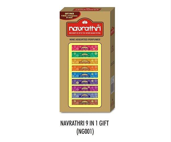 NAVRATHRI INCENSE STICKS by sarathi-incense