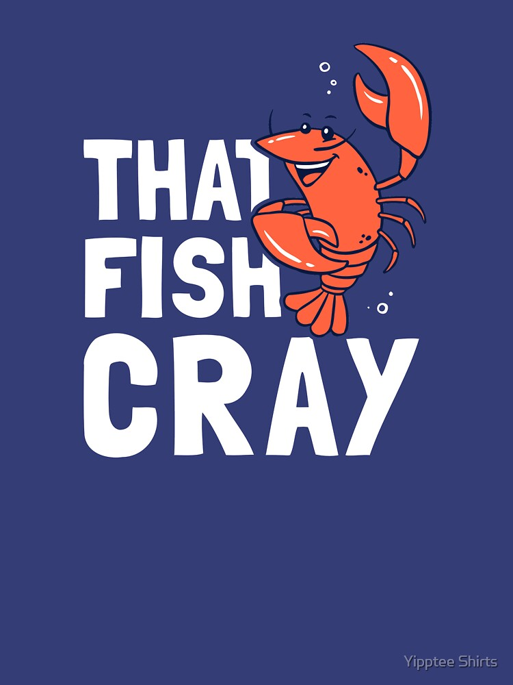 That Fish Cray by dumbshirts