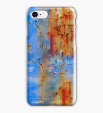 Rust Grunge Metal Texture iPhone Case/Skin