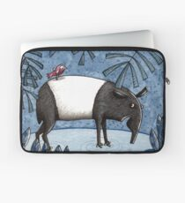 Welcome To The Jungle - Tapir - Schabrackentapir Laptoptasche