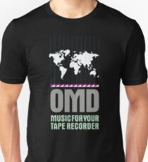 Music for your Tape Recorder OMD Unisex T-Shirt