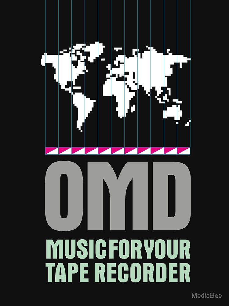 Music for your Tape Recorder OMD by MediaBee