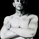Stanley Ketchel - Middleweight Boxing Champion  by Carliss Mora