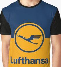 Lufthansa Graphic T-Shirt