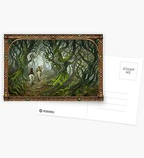 The Old Forest Postcards