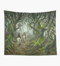 The Old Forest Wall Tapestry