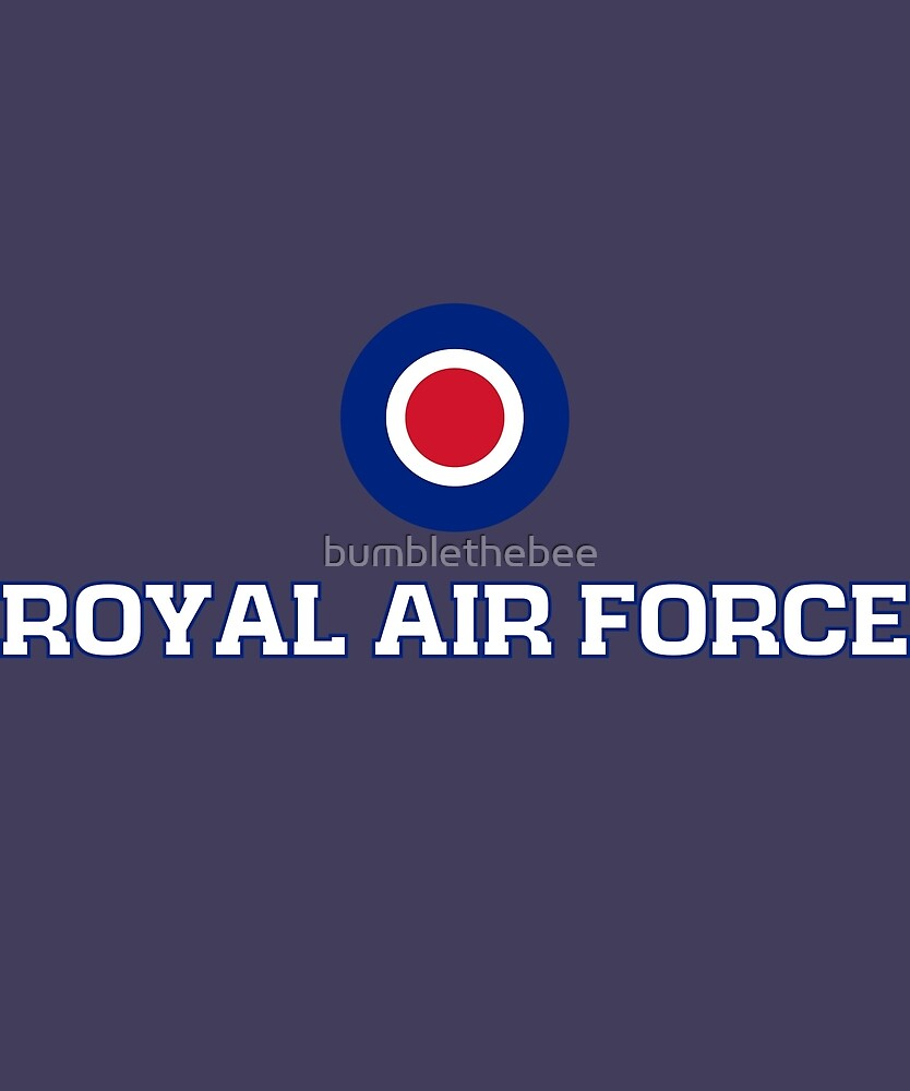 RAF roundel by bumblethebee