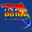 State PRIDE - Florida by technoqueer