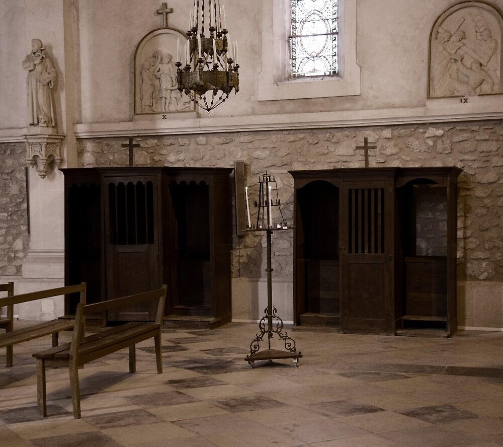 Confessionals by Hugh Smith