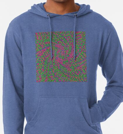 Untitled Flowers Lightweight Hoodie