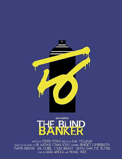 The Blind Banker by sherlcked