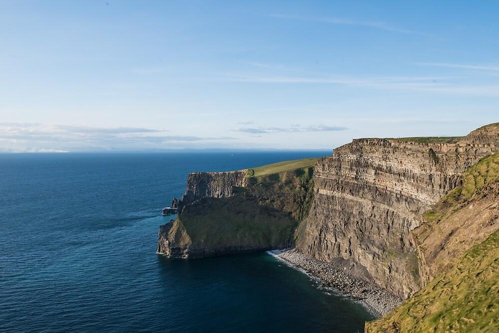Cliffs of Moher by Javier Sanchez
