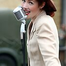 Tribute to the 1940's by Jacqueline Baker
