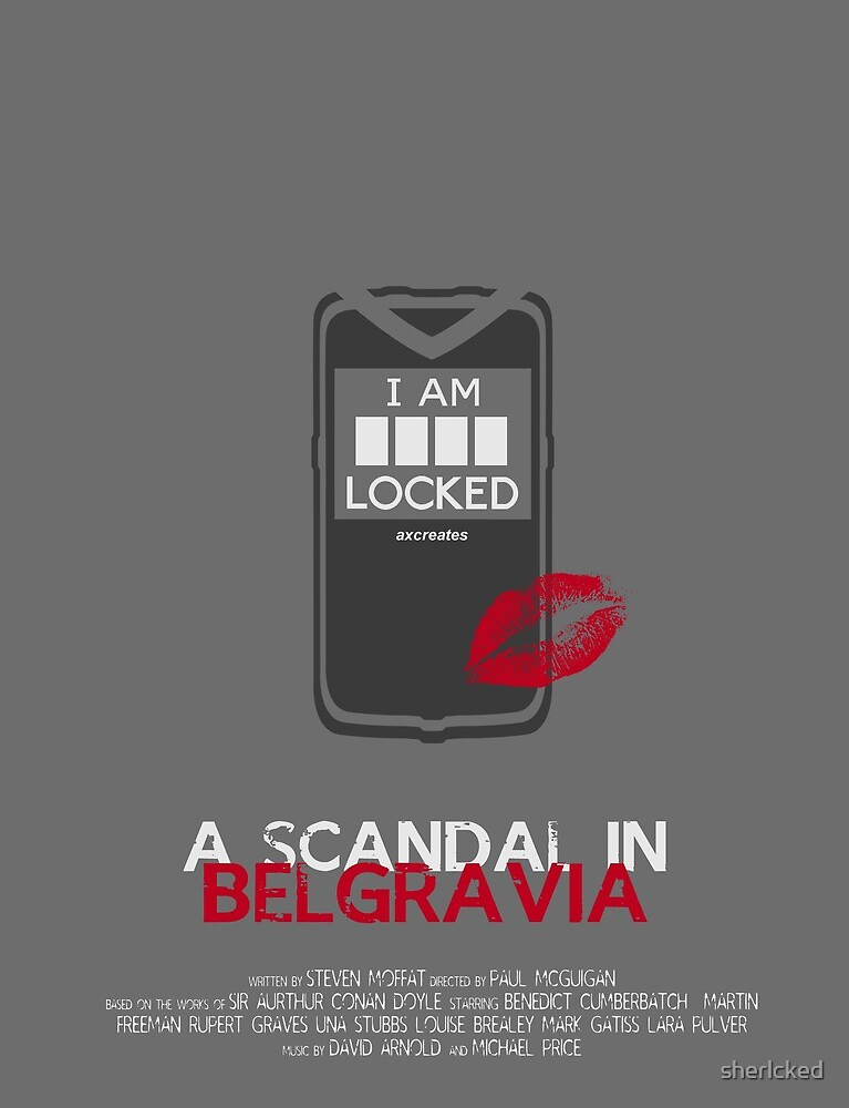 A Scandal in Belgravia by sherlcked