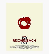The Reichenbach Fall Photographic Print