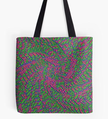 Untitled Flowers Tote Bag