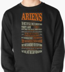 Ariens Difficult Ones To Understand Zodiac Tshirt Pullover