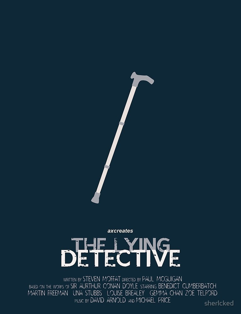 The Lying Detective by sherlcked