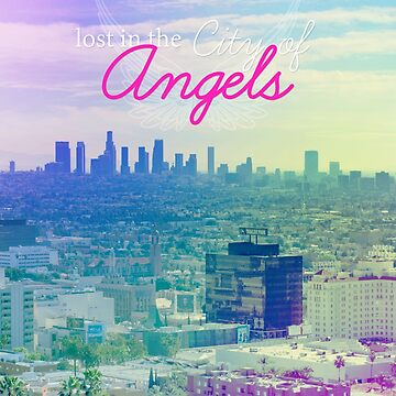 Lost in the City of Angels by rachranz