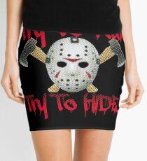 Halloween Inspired Design Mini Skirt