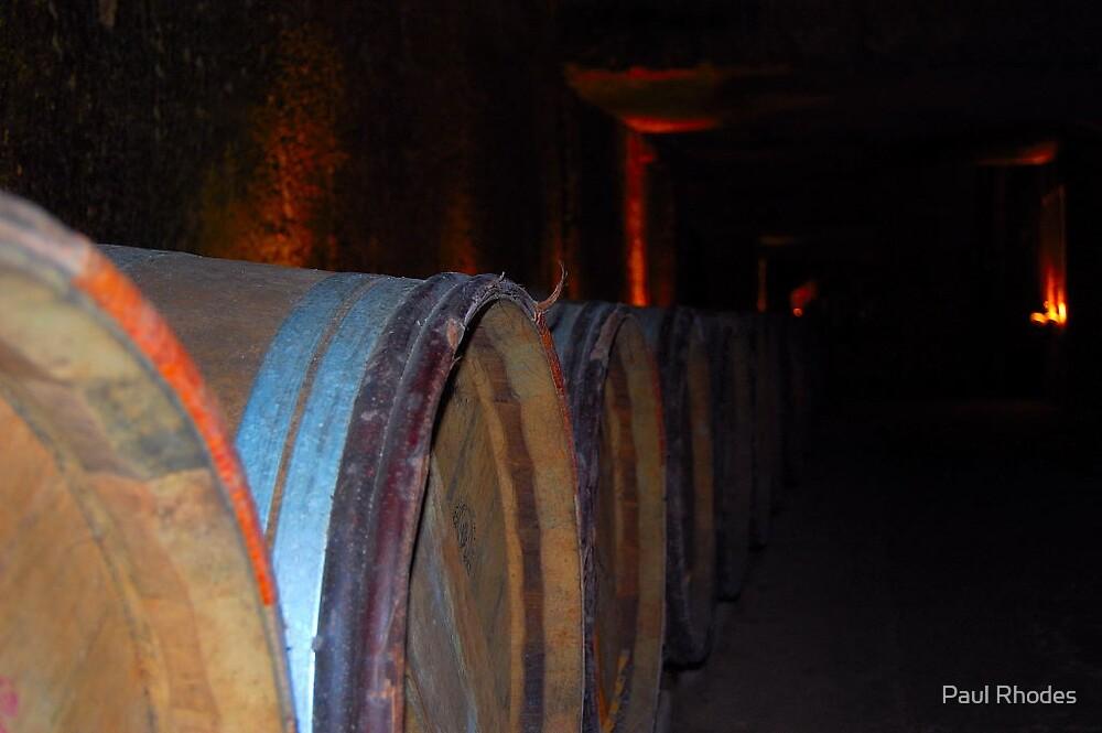 Barrels by Paul Rhodes
