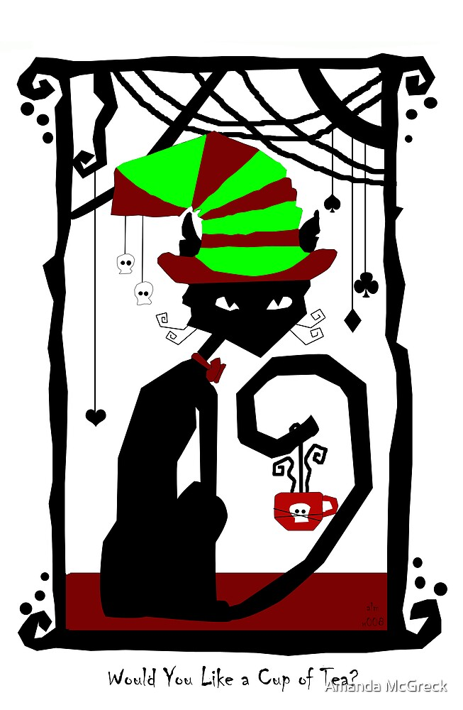 The Mad Katter by Amanda McGreck