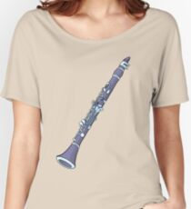 Clarinet  Women's Relaxed Fit T-Shirt