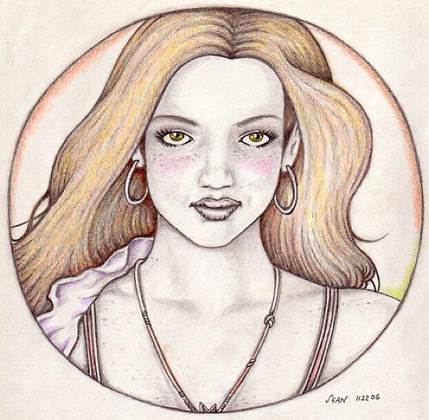 Hannah's Ghost by Sean Phelan
