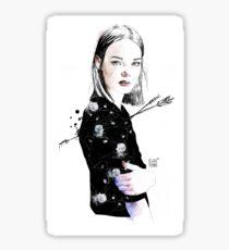 FREYA Glossy Sticker