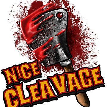 Nice Cleavage by alarashade