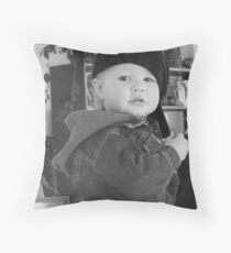 dads hat Throw Pillow