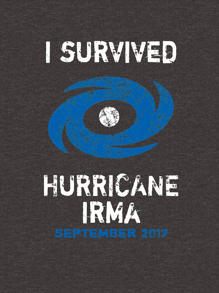 I Survived Hurricane Irma September 2017 by tsunrisebey