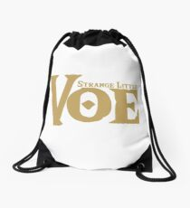 Zelda: Strange Little Voe Drawstring Bag