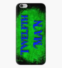 Twelfth Man iPhone Case