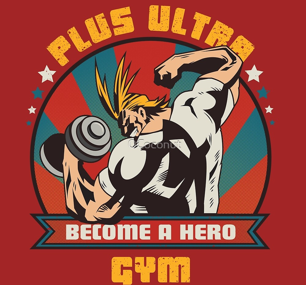 Plus Ultra Gym by 0Coconut