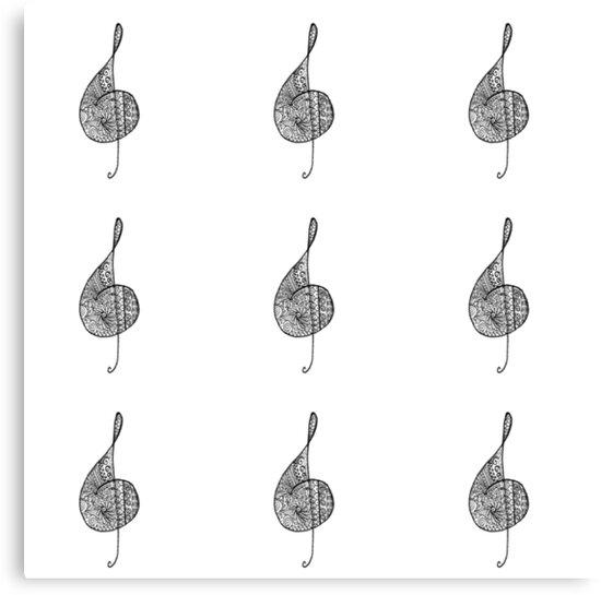 Floor key pattern by jsebouvi