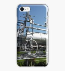 """Blucher"" sculpture. iPhone Case/Skin"
