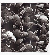 Bath rats II Poster