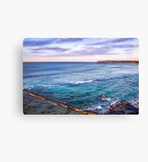 Bar Beach NSW Australia Canvas Print
