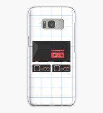 Master System single (white) Samsung Galaxy Case/Skin