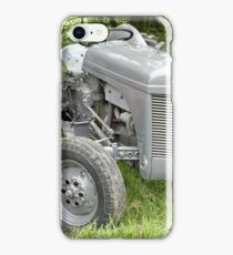A Vintage Ferguson Tractor iPhone Case/Skin