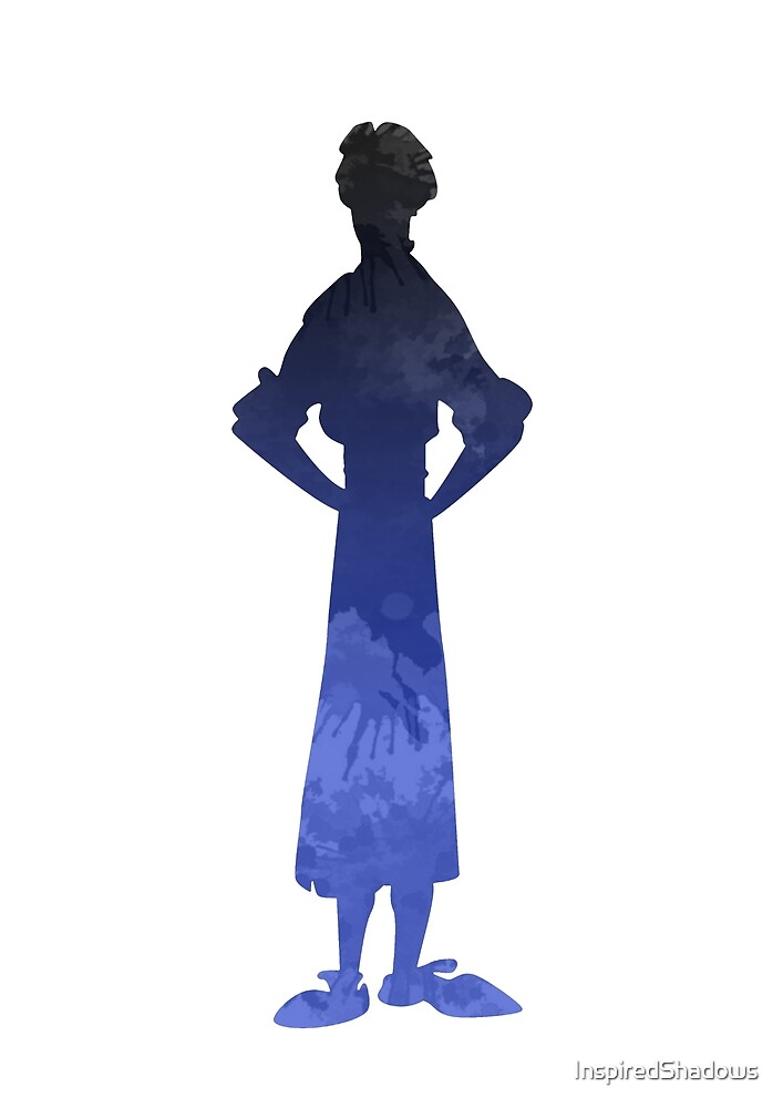 Man Inspired Silhouette by InspiredShadows