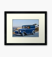 1932 Ford Delivery Sedan II Framed Print