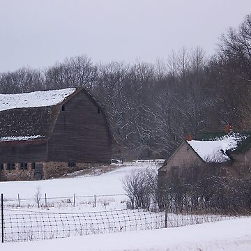 Abandoned Farm by Muse