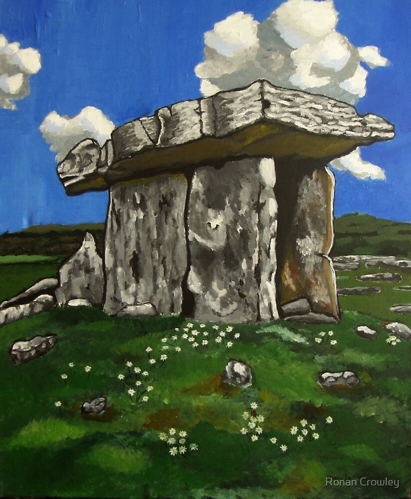 Dolmen by Ronan Crowley