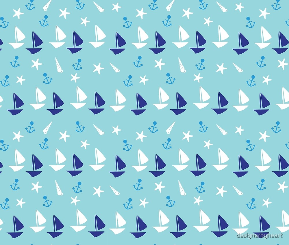BOATS by designerbyheart