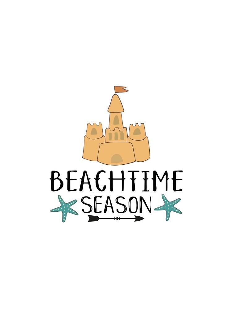 Beach by fun-tee-shirts